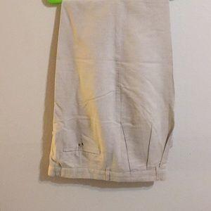 Club Room dress pants linen cotton